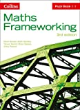Maths Frameworking - Pupil Book 1. 1, Kevin Evans and Keith Gordon, 0007537719