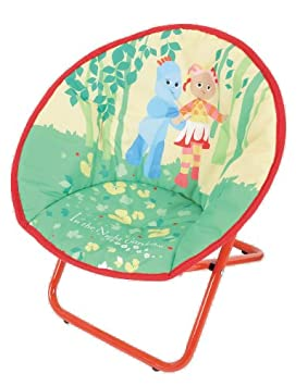 In The Night Garden Furniture Born to play in the night garden round fold up chair amazon born to play in the night garden round fold up chair workwithnaturefo