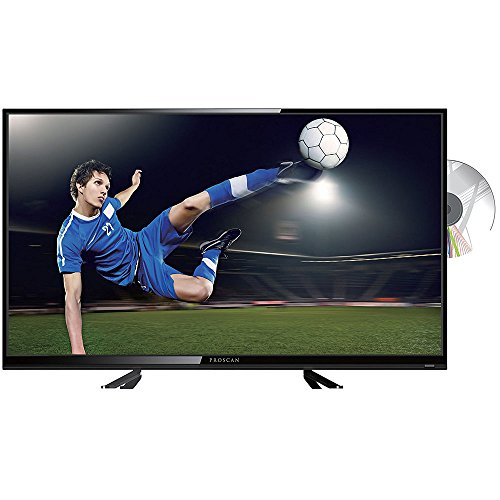 Proscan PLEDV1945A-B 19-Inch 720p 60Hz LED TV-DVD