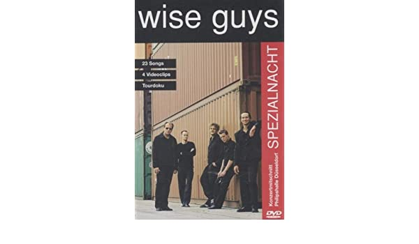 wise guys spezialnacht