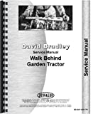 David Bradley 917.5751 Walk Behind Tractor Service Manual