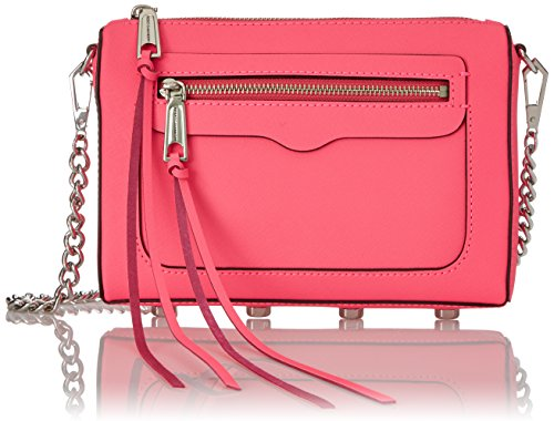 Rebecca Minkoff Avery Cross Body Bag, Electric Pink, One Size