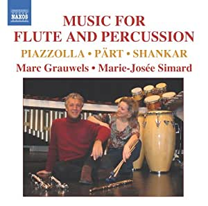 Music for Flute & Percussion
