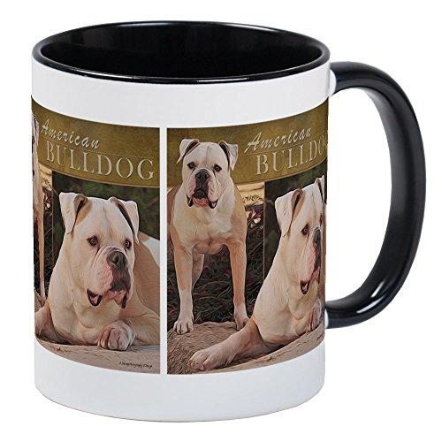 American Bulldog Bulldog - CafePress American Bulldog Mug Unique Coffee Mug, Coffee Cup