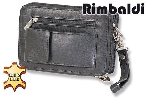 di realizzato nero Borsello nappa alta con in migliore in Rimbaldi la lusso qualità fpxw8qqZ