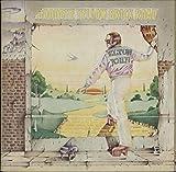 Goodbye Yellow Brick Road - Brown & Blue Tinted Vinyl