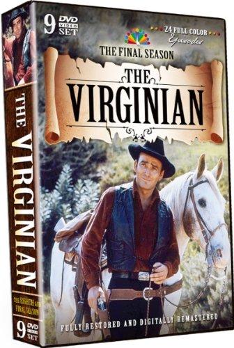 The Virginian: Season 8 (Final Season) - Collectable Embossed Tin!