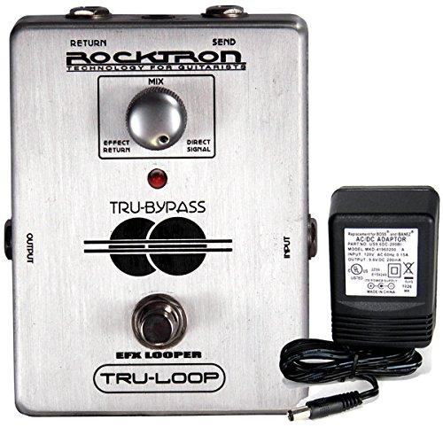 Rocktron Tru-Loop Looper Guitar Effects Pedal by Rocktron