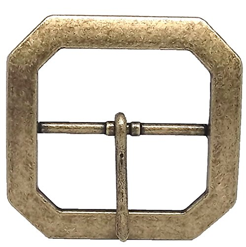 Reenactment Belt Buckle Antique Brass 2