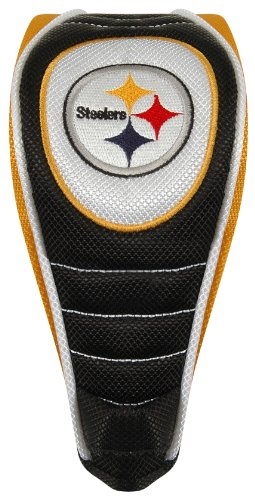 Pittsburgh Steelers Shaft Gripper Utility Headcover - Steelers Golf Head Covers