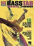 Bass Tab 1999 and 2000, Hal Leonard Corp., 0634014544