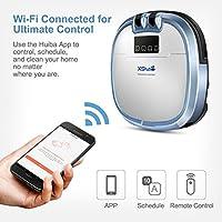 Xshuai C3 Presentado por Haier Robot de aspiradora con Siri y ...