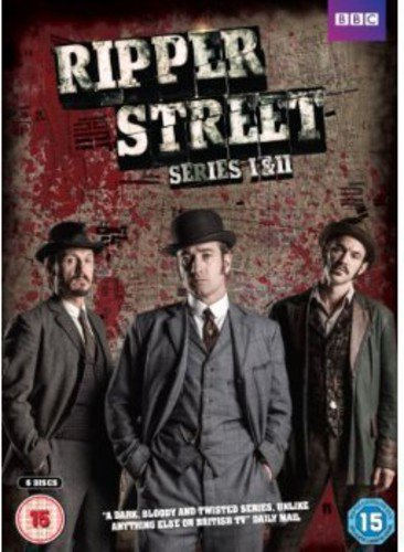 Used, Ripper Street-Complete Series 1 & 2 for sale  Delivered anywhere in Canada