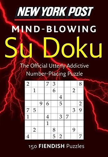 new york post fiendish sudoku - 9