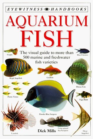 By Dick Mills - Aquarium Fish (DK Handbooks) (1993-09-30) [Hardcover]