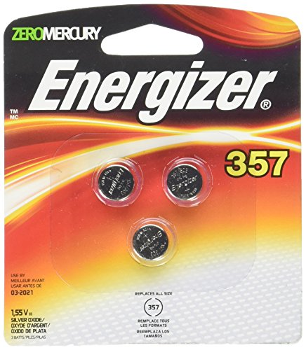 Energizer Holdings EVE357BPZ3 357BPZ-3 General Purpose Battery
