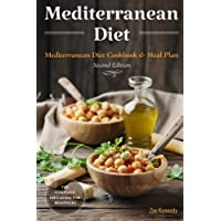 Mediterranean Diet: The Essential Mediterranean Diet Cookbook for Beginners - With Over 60 Recipes & 14 Day Meal Plan