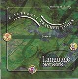 Language Network, MCDOUGAL LITTEL, 0618166564