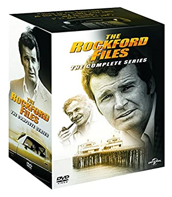 The Rockford Files - Series 1-6 Complete Boxset (Amazon Exclusive) [DVD] [2018]