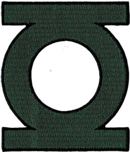 Application Green Lantern Logo Patch