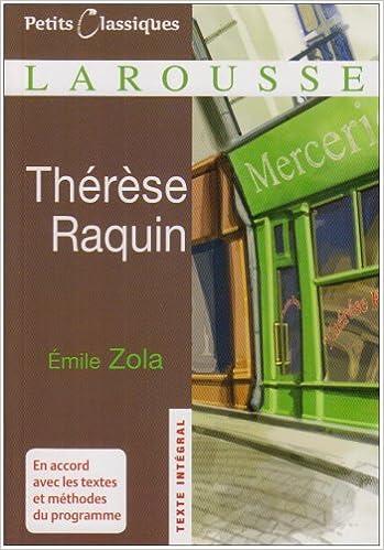 Télécharger en ligne Thérèse Raquin epub, pdf