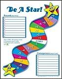 Be A Star Rewards Chart