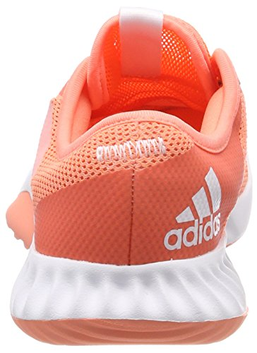 De Orange Coral Adidas res White Fitness Lt footwear chalk Orange hi Femme Chaussures Crazytrain qqptzg