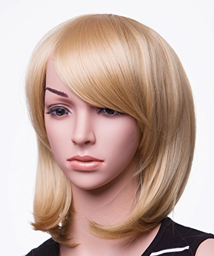 SWACC-11-Women-Short-Straight-Synthetic-Bob-Wig-Candy-color-Cosplay-Wig-Anime-Costume-hairpiece-for-Party-with-Wig-Cap