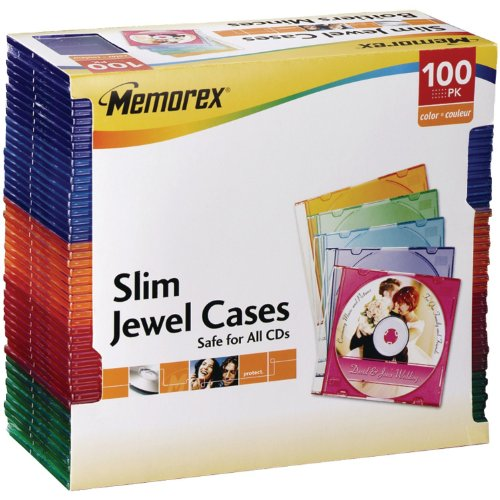 memorex-cd-slim-color-jewel-cases-100-pack