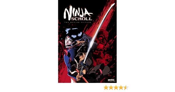 Ninja Scroll [Reino Unido] [DVD]: Amazon.es: Cine y Series TV