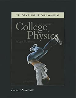 Amazon college physics 9th edition 9780321733177 hugh d student solutions manual for college physics fandeluxe Images