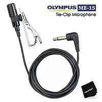Olympus ME-15 Mini Tie-Clip Micrófono