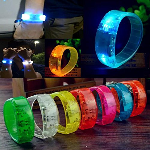 Voice Activated Led Lights - 6
