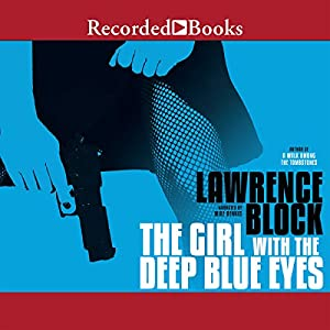 The Girl with the Deep Blue Eyes Hörbuch