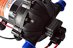 Seaflo 12v Water Pressure Diaphragm Pump 18.9 L/min 5.0 Gpm 60 Psi - Caravan/rv/boat/marine