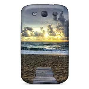Galaxy S3 Cover Case - Eco-friendly Packaging(the Lonely But Beautiful Path)