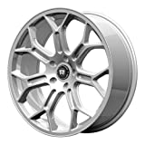 Motegi Racing Techno Mesh S Series Silver Finish Wheel (18x9.5