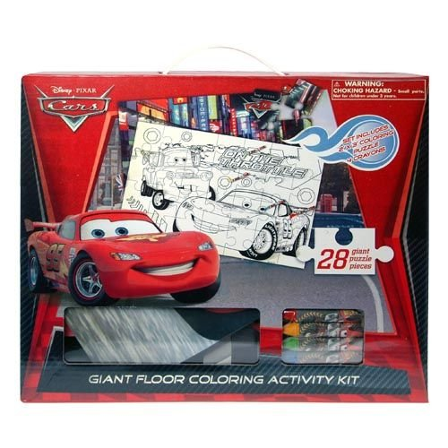 cars-disney-pixar-giant-floor-28-piece-puzzle-coloring-activity-kit