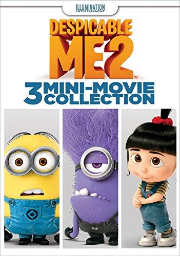 Despicable Me 2: 3 Mini-Movie Collection