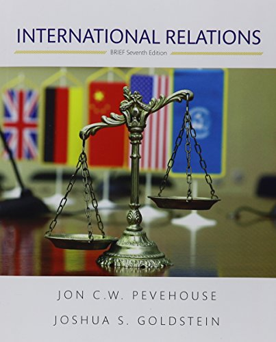 International Relations, Brief Edition (7th Edition)