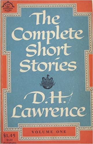 d.h. lawrence works