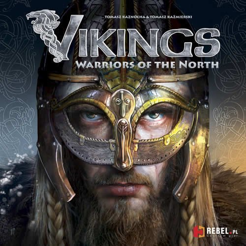 Vikings: Warriors Of The North - Board Game