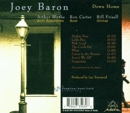 Down Home: Baron Joey: Amazon.es: Música