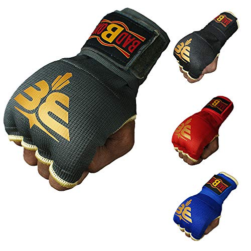 Twister Boxing Inner Mitts Padded Hand Wraps Gloves MMA Fist Protector Bandages