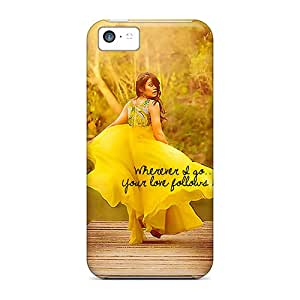 Iphone 5c Cases Covers Skin : Premium High Quality Wherever I Go Cases
