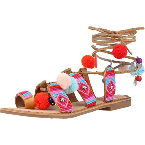Sandalias y chanclas para mujer, color Naranja , marca GIOSEPPO, modelo Sandalias Y Chanclas Para Mujer GIOSEPPO 40659R Naranja Naranja