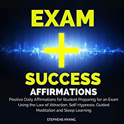 Exam Success Affirmations