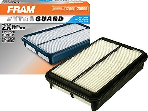 FRAM CA6690 Extra Guard Round Plastisol Air Filter