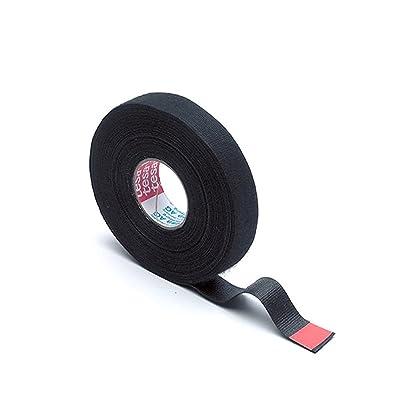 Tesa 51608 15 Original Wiring Loom Harness Adhesive Cloth Fabric Tape (19 mm x 25 m): Car Electronics