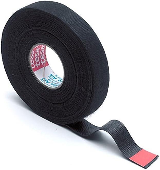 Amazon.com: Tesa 51608 15 Original Wiring Loom Harness Adhesive Cloth  Fabric Tape (19 mm x 25 m): Car ElectronicsAmazon.com
